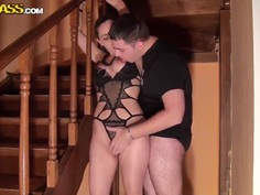 Anka records and awesome BDSM video with her hubby