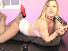 Mikaela Witt Babestation Tongue Teasing