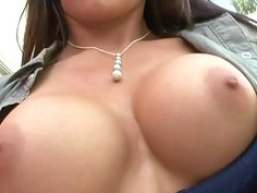 Oh the babe is performing oral sex on cam