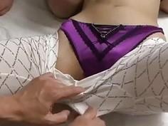 Sakura thriats hard and then enjoys anal sex