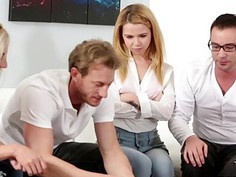Sex Games During Games Night Is Fucked Up