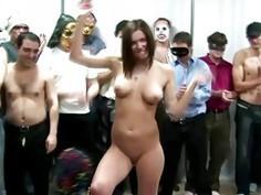 Lucky Guys Get To Fuck This Czech Girl