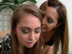 Francesca Le makes young whore Riley Reid deepthroat the dick of Mark Wood